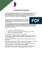 Self_Assessment_form_Class_E