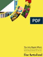 The Arts Ripple Report, January 2010