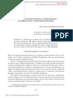 Justicia constitucional y democracia. La dificultad contramayoritaria.pdf