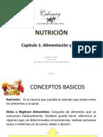 1ª clase Nutrición