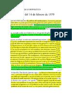Notas Bibliografía - Foucualt el nacimientod e la biopolítica