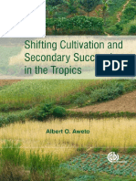 ( ) Albert O Aweto-Shifting cultivation and secondary succession in the Tropics-CABI (2012)