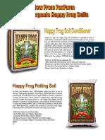Happy Frog Soils