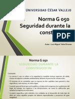 Diapositivas Norma-G-050-A