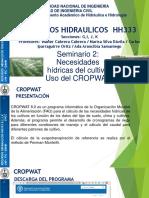 Seminario de Cropwat.pdf