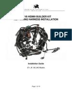 AEV JK HEMI Harness Installation