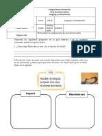 Guia N°6 Lenguaje y Comunicacion 6 Basico