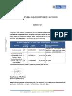 certificado afiliacion carlos cercado pension