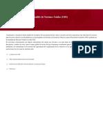 Objetivos de Desarrollo Sostenible de Naciones Unidas (ODS)