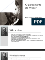 O pensamento de Weber.pdf