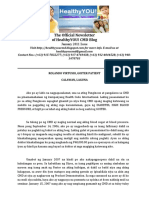 Newsletter Jan 2011