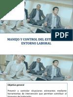 Manejo y Control del Estrés Laboral