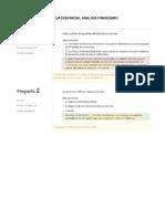 ADMINISTRACION EVALUACION INICIAL ANALISIS FINANCIERO