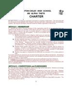 Charter 2008-2009