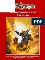 Alicórnio - NV2 - Old Dragon - Old Dragon