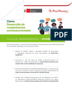Unidad 1 Caja de Herramientas - Curso de desarrollo de competencias socioemocionales - UNIDAD 1 (1) (1).pdf