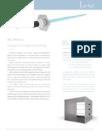 Lampara UV para ductos de aire acondicionado