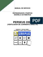 Perseus Manual CD-220V