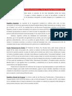 Análisis de La Situación Política-Económica y Social Actual en América Latina Al 30-10-19