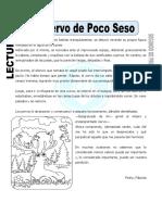 EL CIERVO DE POCO SESO.doc
