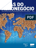 Atlas do Agronegócio, fatos e números sobre as corporaçções que controlam o que comemos