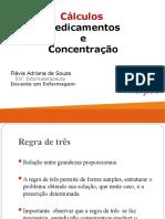 (20171023020244)Pré aula U3E1 TM - Calculo de Medicaçoes