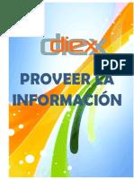 ENTREGABLE PROVEER LA INFORMACION (1)