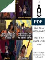 Rosa y Morado Oscuro Foto de Pareja Friki San Valentín Tarjeta.pdf