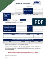 PA-03-P-01 F-10 Registro de proveedores 12-0-16