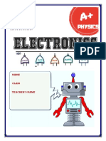Module Electronic 2020