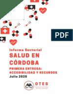 Informe Salud Córdoba OTES Parte 1