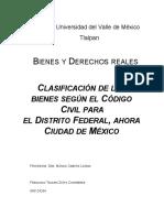 CLASIFICACION-BIENES SEGUN CCCDMX