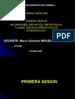 INVESTIGACION CRIMINAL I SEM 11MA AULA 9 - ONLINE.pptx