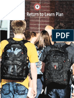 Ball-Chatham Return to Learn Plan