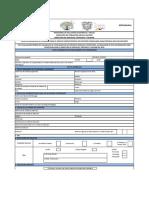 Fichas de Calidad de Servicios PAM - Domiciliar
