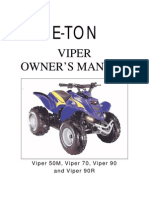 EtonViper70Manual