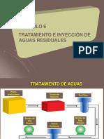 Tratamiento aguas de inyecció