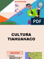 CULTURA TIAHUANACO Y HUARI 3 Y 4 PRIMARIA
