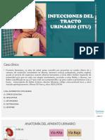 INFECCIONES URINARIAS ITU