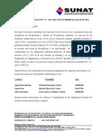 CARTA DE PRESENTACION Y PRIMER REQUERIMIENTO