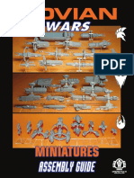 JWMAG - Jovian Wars - Miniatures Assembly Guide