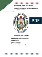 Derecho Comercial  Tema 5 al 8