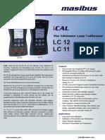 Masibus LC12 & LC11-R1F-0316_Loop Calibrator