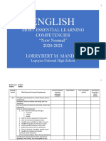 English-EssentiaLLearning-Competencies