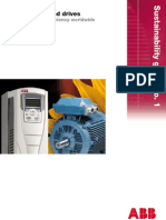 ABB 13676 Sustainability Guide1 3AFE68902037 REV B 23 1 Lowres