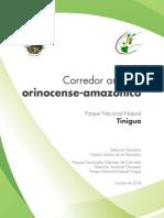 4 Tinigua - Corredor andino orinocense-amazonico