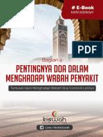 E-Book - Pentingnya Doa Dalam Menghadapi Wabah