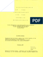 Bulletin Group- Dictatorship of the Proletariat- M Lancray