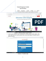 Tutorial Turnitin Singkat PDF