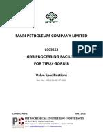 0503223-ME-SP-0002-R0 (Valve data sheet).docx